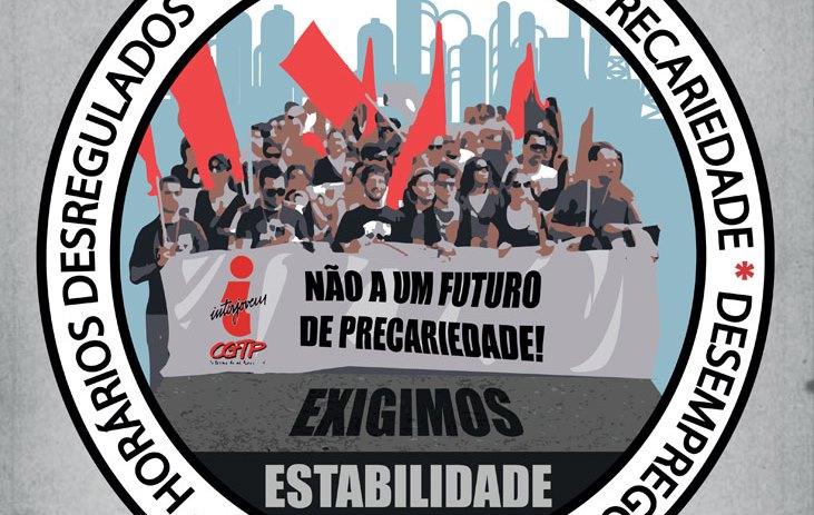 Manifestação Nacional da Juventude no dia 31