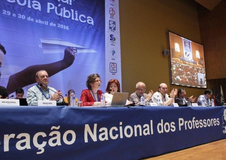 XII Congresso FENPROF_29abril Porto_jorge caria