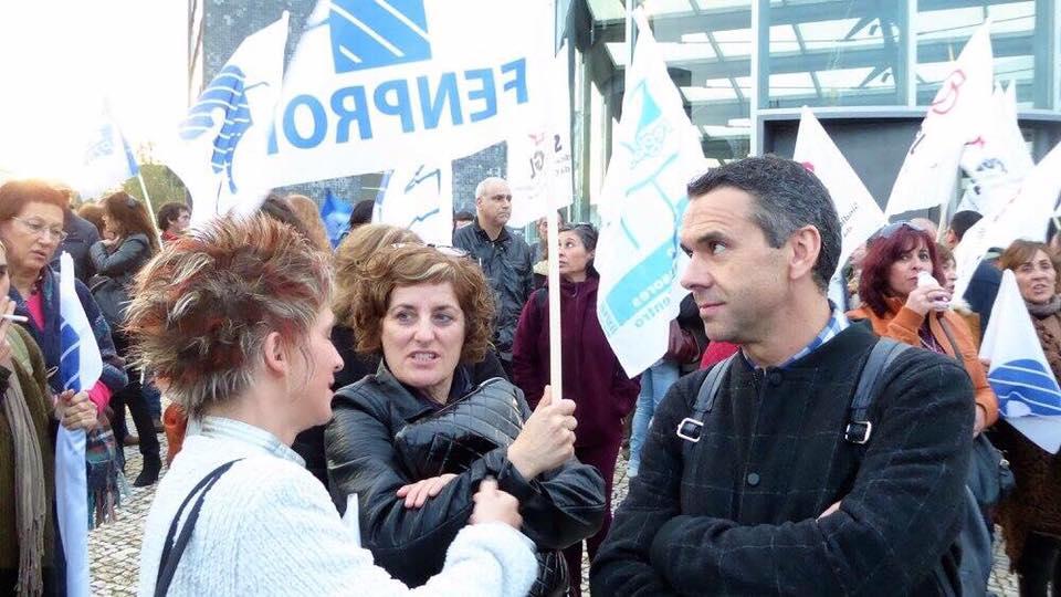 SPM e FENPROF contra o projeto ode revisão do regime de concursos apresentado pelo Ministério da Educação