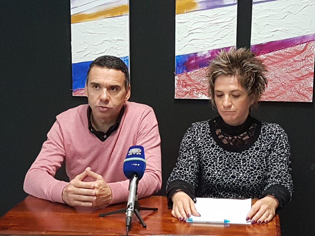 Conferência de imprensa – Compensação por caducidade de trabalho