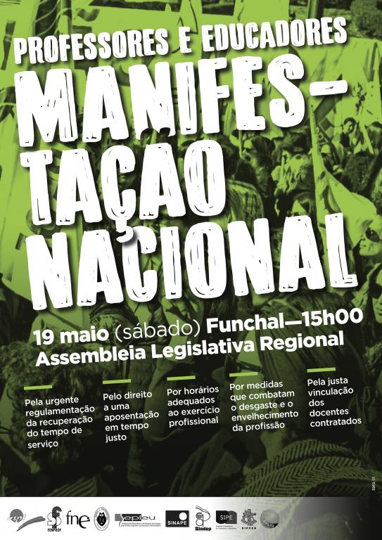 Manifestação Nacional