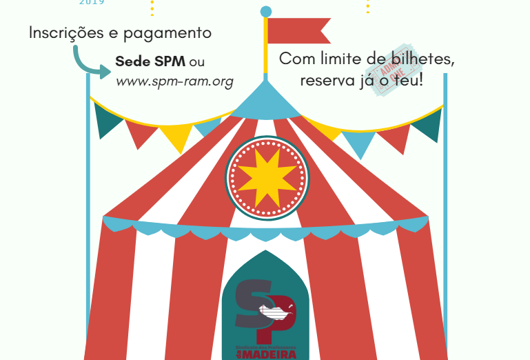 Venha ao Circo com o SPM