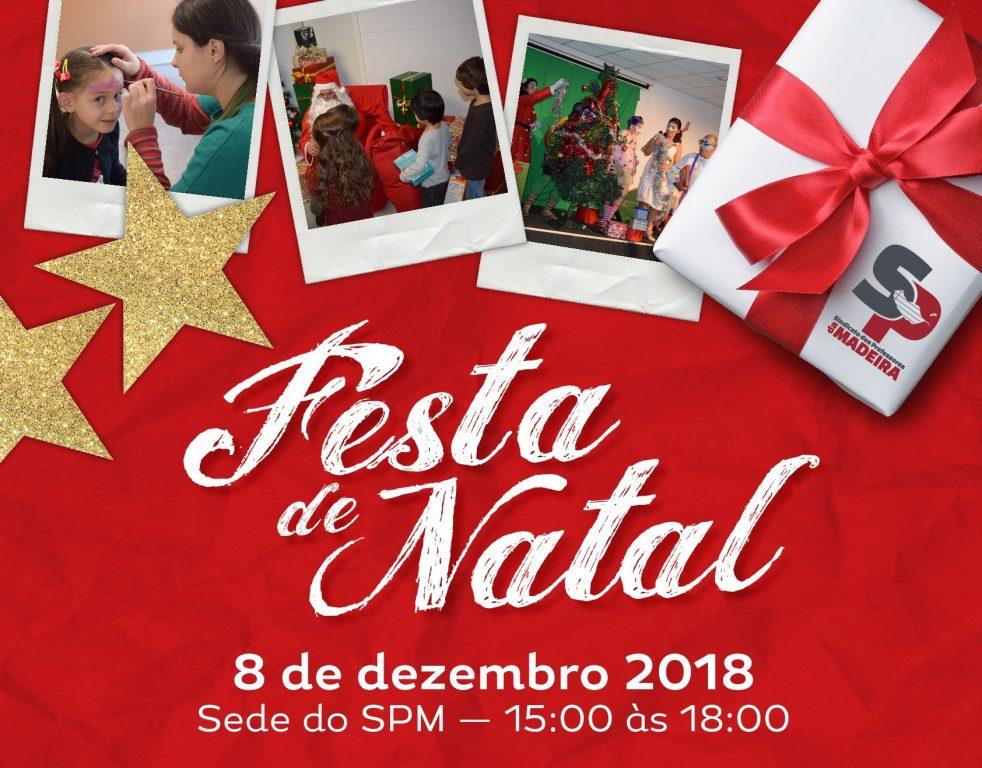 Festa de Natal SPM 2018