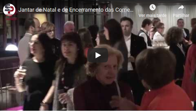 Jantar de Natal e de Encerramento das Comemorações dos 40 anos do SPM