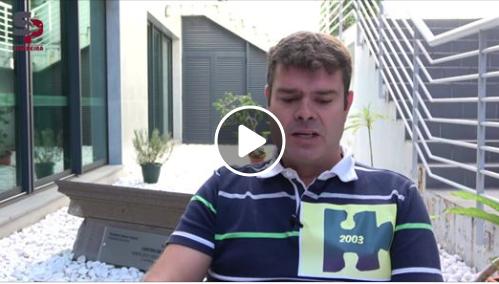 O que tem a vida profissional do Hugo a ver com a carreira futebolística de Cristiano Ronaldo?