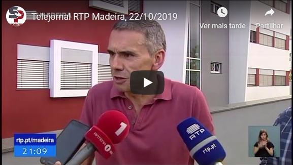 Telejornal RTP Madeira