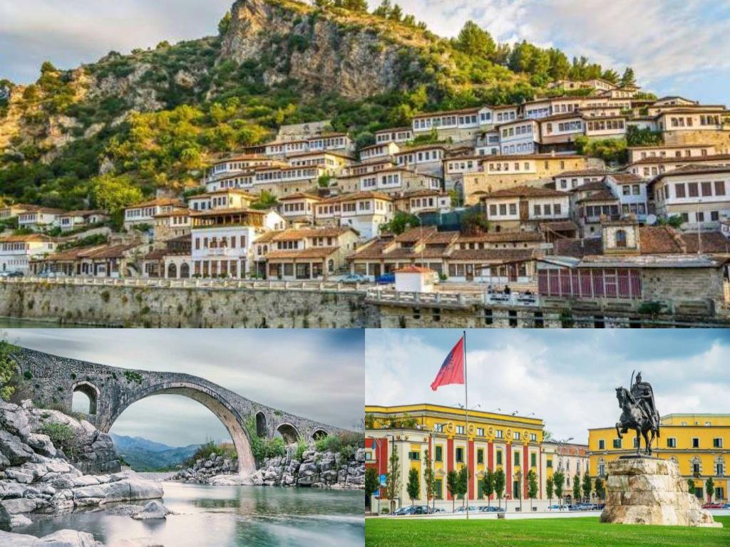 Viagem à Albânia