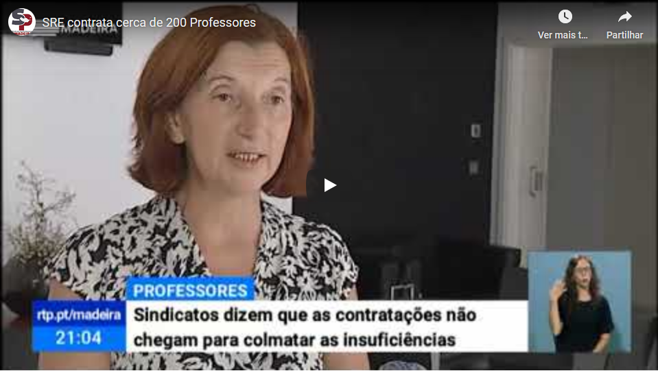 SRE contrata cerca de 200 Professores