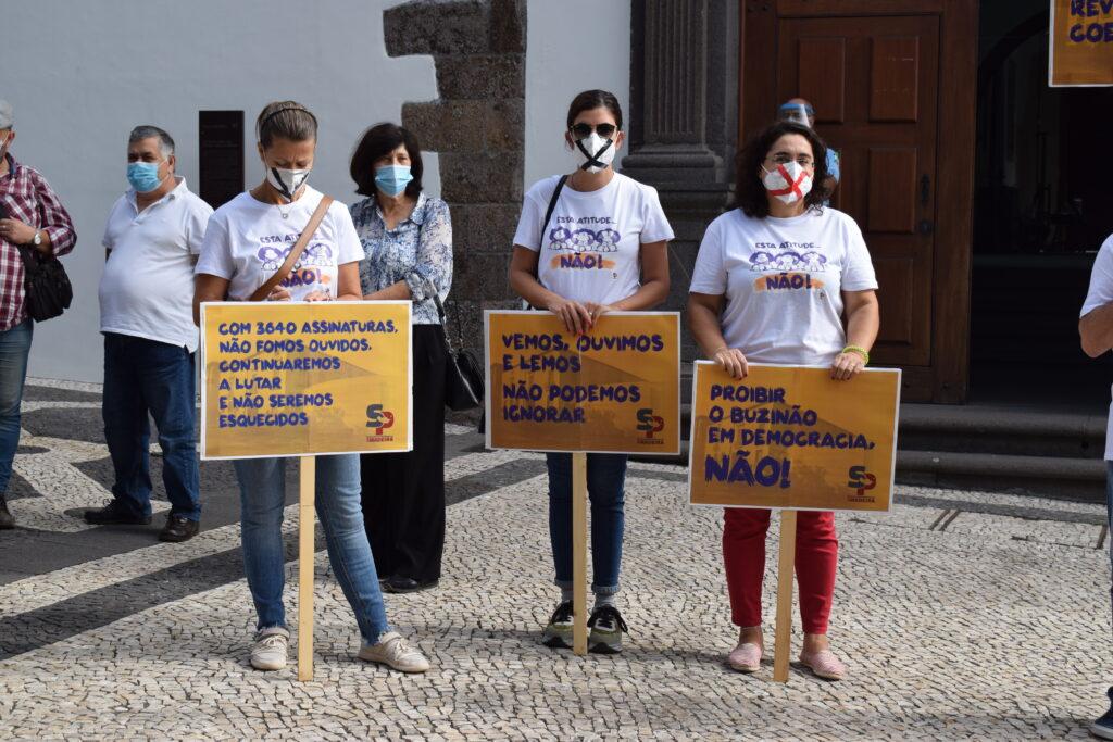 BUZINÃO – POR UMA ASSEMBLEIA LEGISLATIVA REGIONAL ABERTA E AO SERVIÇO DOS CIDADÃOS